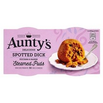 Auntys - Spotted Dick Pudding 190 Gram