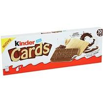 Kinder - Cards 128 Gram