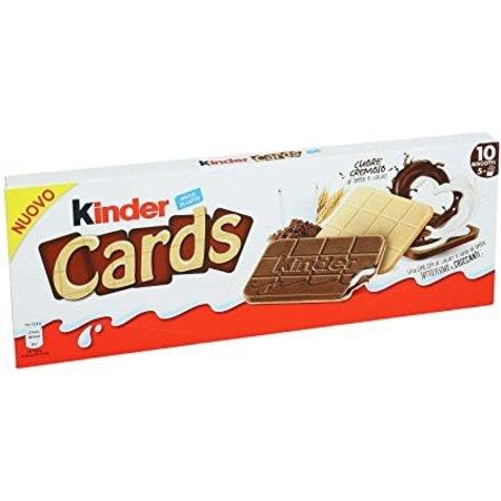 Kinder Kinder - Cards 128 Gram