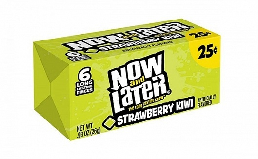 Now & Later Now & Later - Strawberry Kiwi 26 Gram