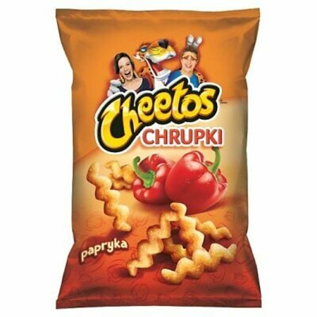 Cheetos Cheetos - Paprika 145 Gram (EU product)