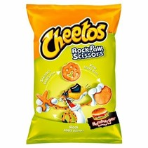 Cheetos - Hamburger 145 Gram (EU product)
