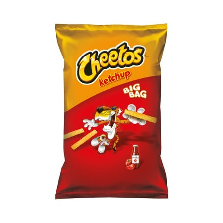 Cheetos Cheetos - Ketchup 145 Gram (EU product)
