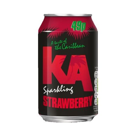 Ka Ka - Strawberry  330ml