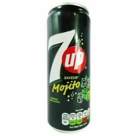 7-up 7UP - Mojito 330ml