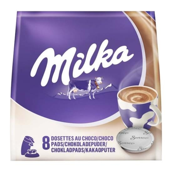 Milka - Senseo Pads 8-Pack