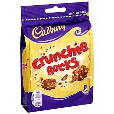 Cadbury Cadbury - Crunchie Rocks 110 Gram