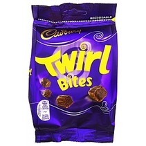 Cadbury - Twirl Bites 109 Gram
