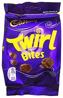 Cadbury Cadbury - Twirl Bites 109 Gram