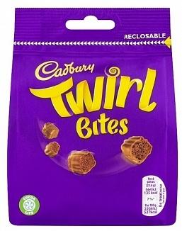 Cadbury Cadbury - Twirl Bites 95 Gram