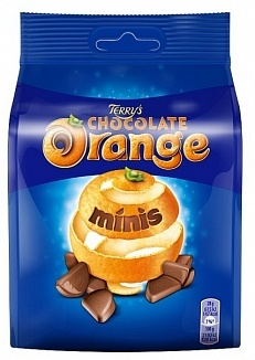 Terry's Terrys - Chocolate Orange Bitesize 95 Gram
