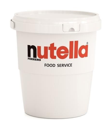 Image of Ferrero Ferrero - Nutella 3 Kilo 120152916