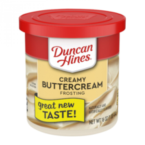 Duncan Hines - Creamy Buttercream 453 Gram