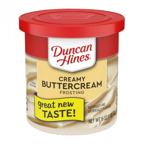 Duncan Hines Duncan Hines - Creamy Buttercream 453 Gram