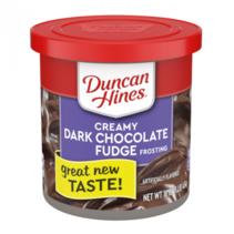 Duncan Hines - Dark Chocolate Frosting 453 Gram
