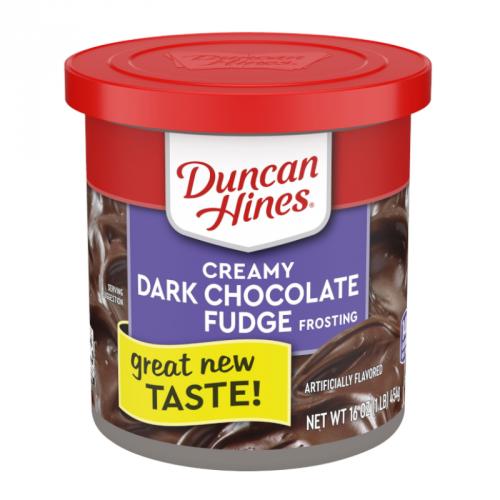 Duncan Hines Duncan Hines - Dark Chocolate Frosting 453 Gram