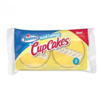 Hostess - Lemon Cupcakes 2-Pack 93 Gram
