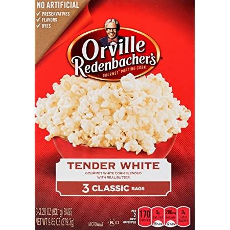 Orville Redenbacher Orville - Redenbacher Tender White 297 Gram