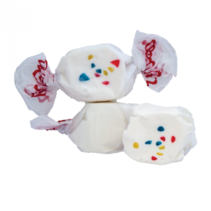 Taffy Town - Frosted Cupcake Salt Water Taffy 1190 Gram