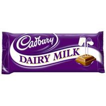 Cadbury Dairy Milk 95 Gram