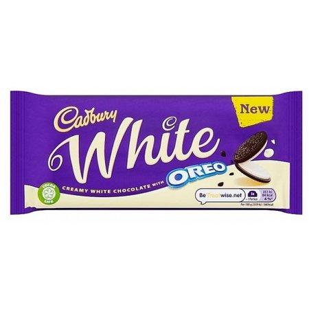 Cadbury Cadbury - Oreo White 120 Gran