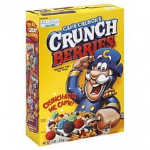 Cap'n Crunch - Berries 370 Gram