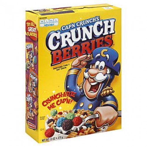 Cap'n Crunch Cap'n Crunch - Berries 370 Gram