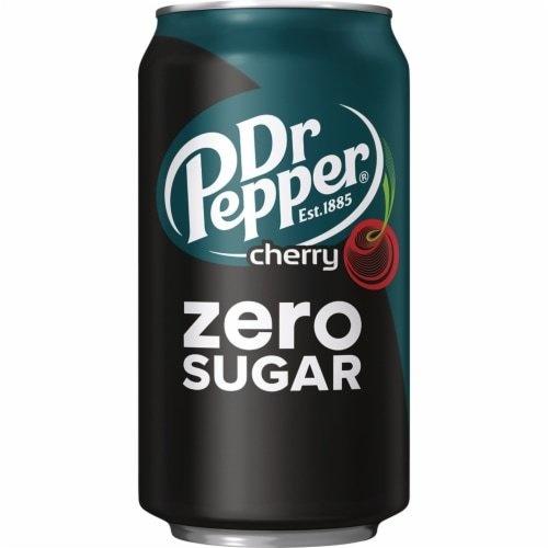Dr Pepper Dr Pepper - Cherry Zero 355ml
