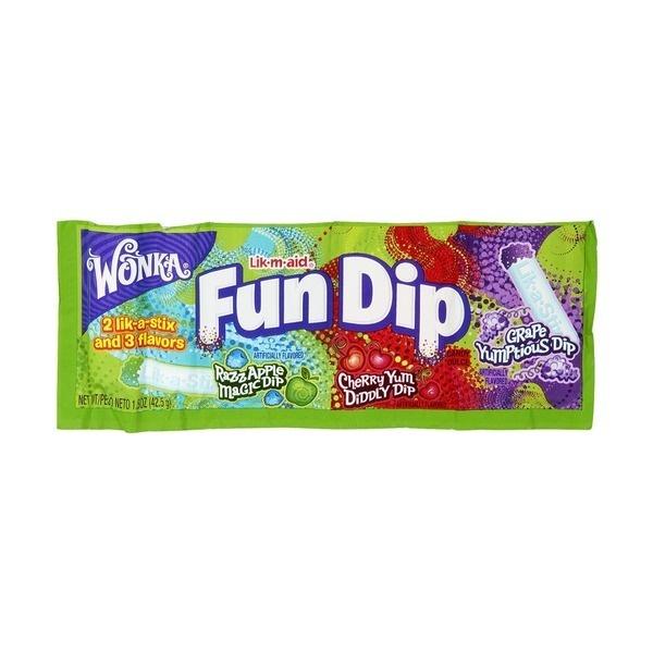 Wonka Wonka - Fun Dip 39 Gram