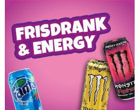Frisdranken & Energy