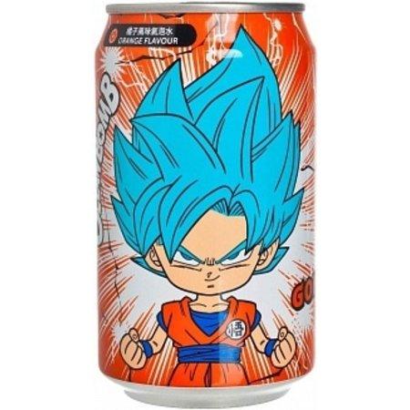 Ocean Bomb Ocean Bomb - Dragon Ball Goku Orange 330ml