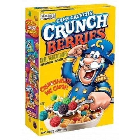 Cap'n Crunch Cap'n Crunch - Berries 530 Gram