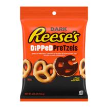 Reese's - Dark Dipped Pretzels 120 Gram