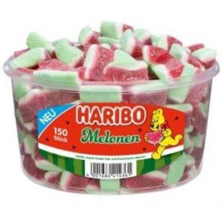 Haribo Haribo - Silo Watermeloentjes 150 Stuks
