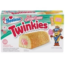 Hostess - Twinkies Cotton Candy Limited Edition 385 Gram