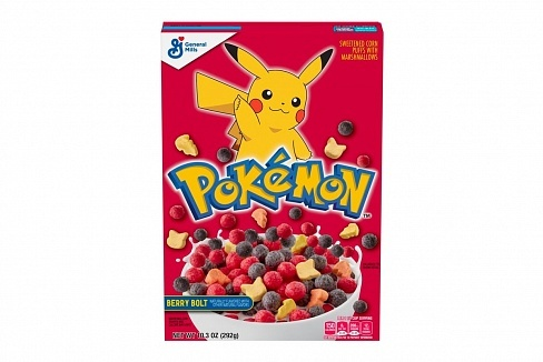 General Mills General Mills - Pokemon Cereals 292 Gram