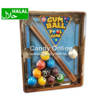 Zed Candy - Gumball Pool Game 125 Gram