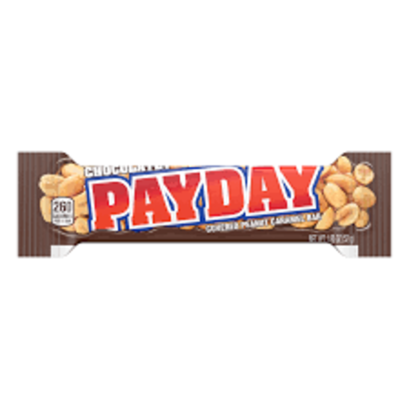 Hersheys Hershey's - PayDay Chocolatey 52 Gram