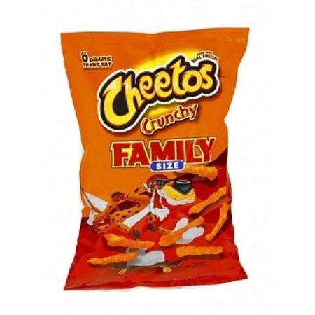 Cheetos Cheetos - Crunchy Family Size 580 Gram