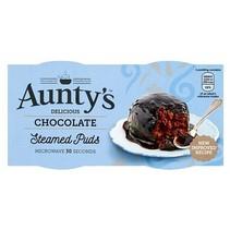 Auntys - Chocolate Fudge Pudding 190 Gram