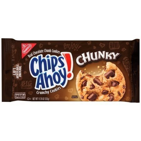 Chips Ahoy Chips Ahoy! - Chunky Chocolate Chip Cookies 333 Gram