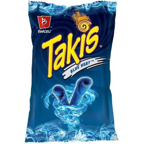 Takis Takis - Blue Heat 113 Gram