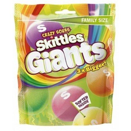 Skittles Skittles - Giant Sours 170 Gram
