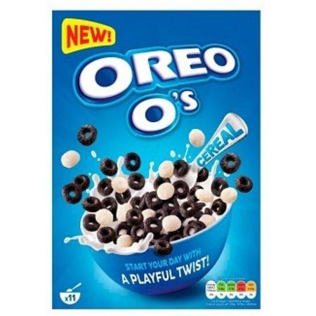 Oreo Oreo - O's 350 Gram (UK Product)
