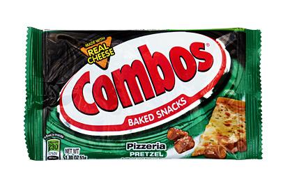 Combos Combos - Pizzeria Pretzel 51 Gram