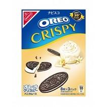 Oreo - Crispy Vanilla Mousse 154 Gram