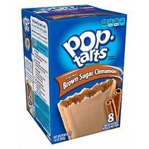 Kellogg's Pop-Tarts Frosted Brown Sugar Cinnamon 397 Gram