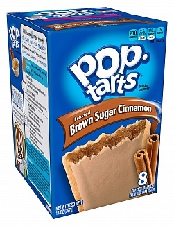Pop-Tarts Kellogg's Pop-Tarts Frosted Brown Sugar Cinnamon 397 Gram