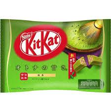 Kit Kat Kit Kat - Mini Matcha 14 Pack 147 Gram