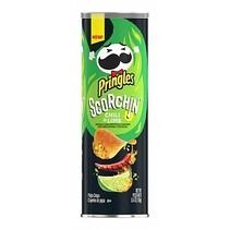 Pringles - Scorchin' Chili & Lime 158 Gram